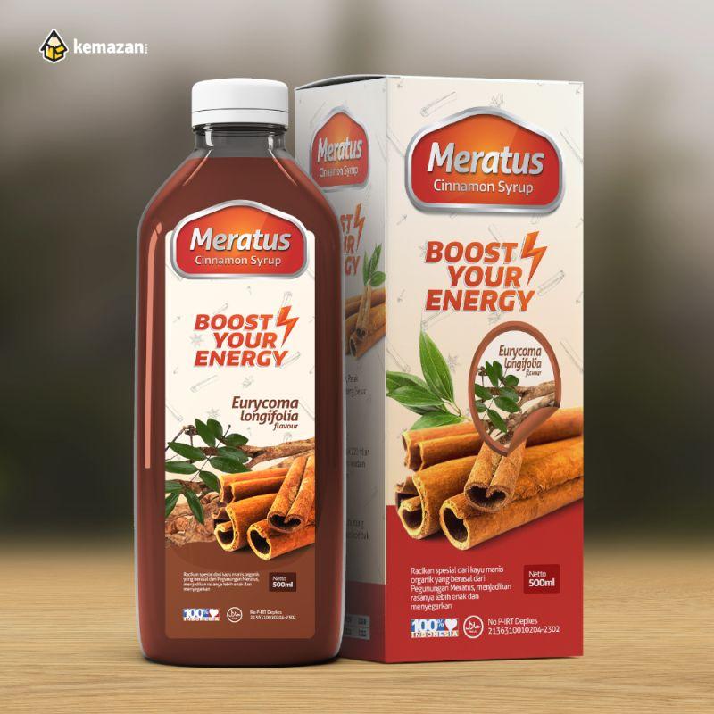 Meratus Cinnamon Syrup